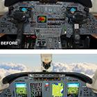 Canadian First: ADS Certifies Universal Avionics InSight System